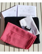 Nos Kits de couture • Pull • Kicourond • Patron grande taille